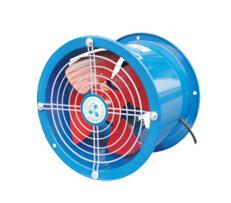 SXA型低噪声轴流通风机